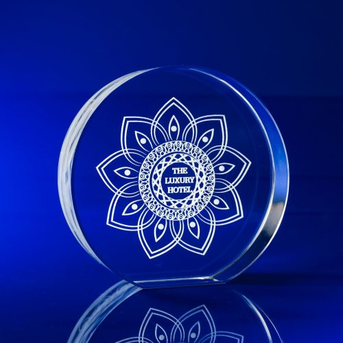 Disc Crystal Award