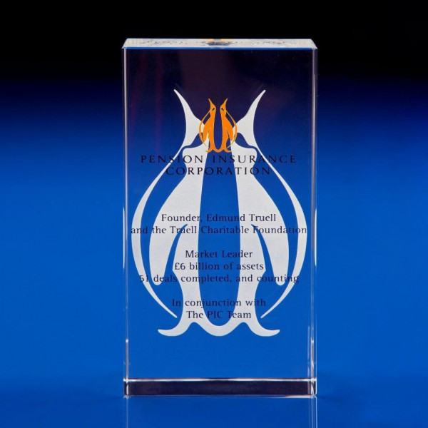 Colour Printed Paperweight