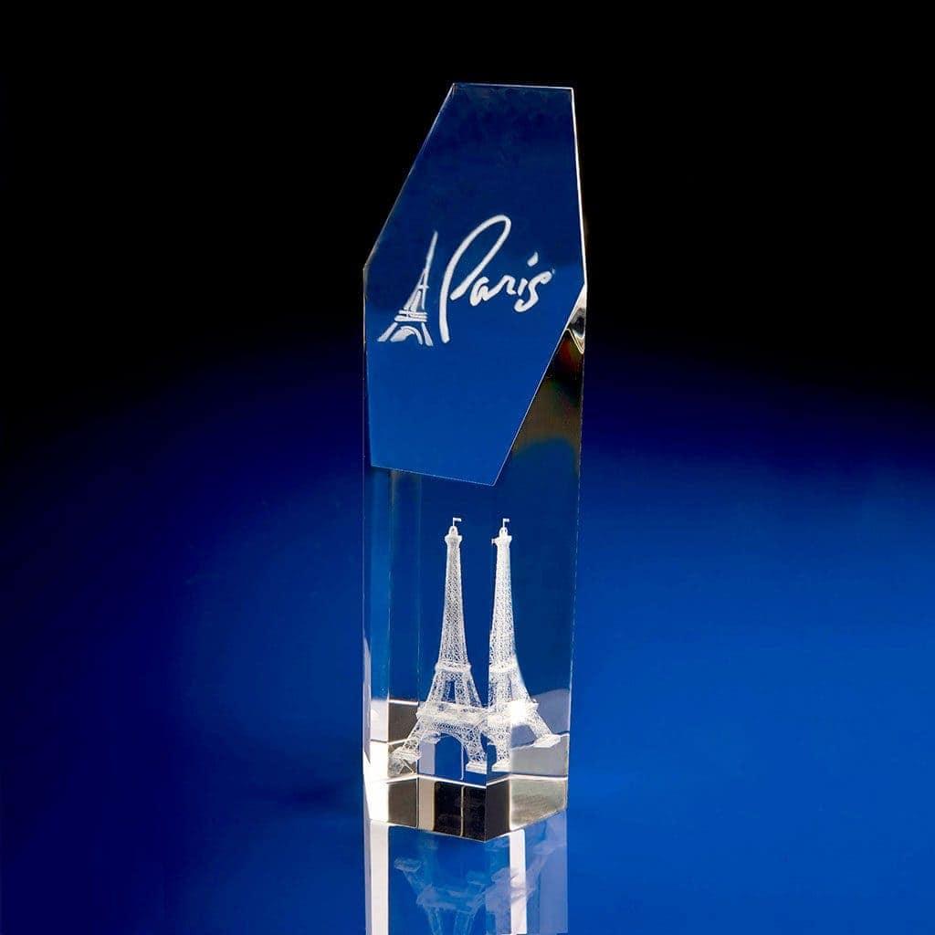 Hexagon Awards - 3D Crystal Art