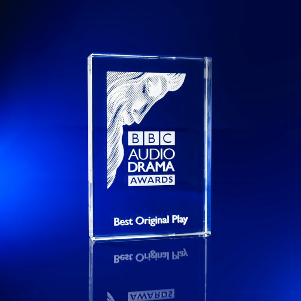 Plaque Crystal Award, corporate awards, Corporate crystal Awards, corporate promotional gifts, crystal art glass, corporate recognition awards, business awards, glass awards, glass corporate awards, TV Awards, BBC awards, Event Awards, Promotional Awards, Industry awards,