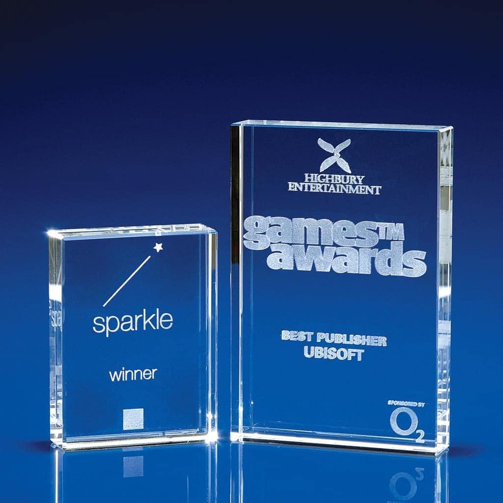 Plaque Crystal Award, Employee Rewards Programs, award categories for employees, employee awards, employee rewards, staff awards, recognition awards