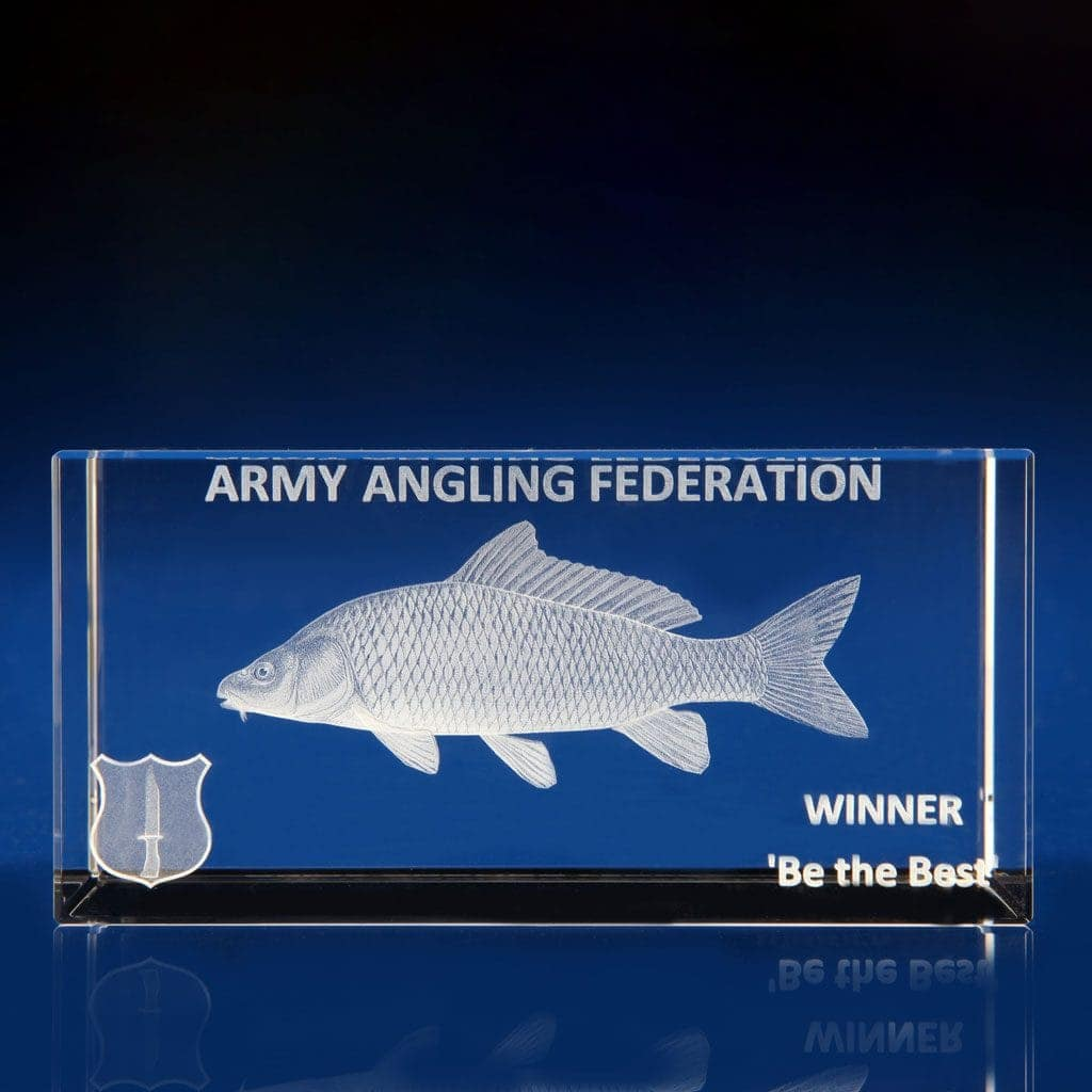 Rectangle Awards - Angling - Fishing
