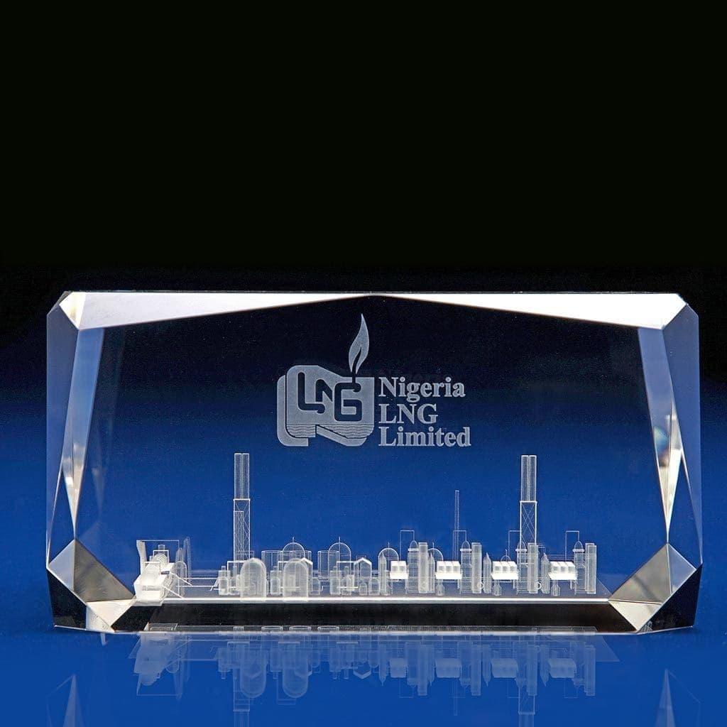 Roma Award, Employee Rewards Ideas, 3D Laser Crystal Art, 3D glass art, Crystal Awards, Corporate Awards, crystal awards, crystal award, company awards