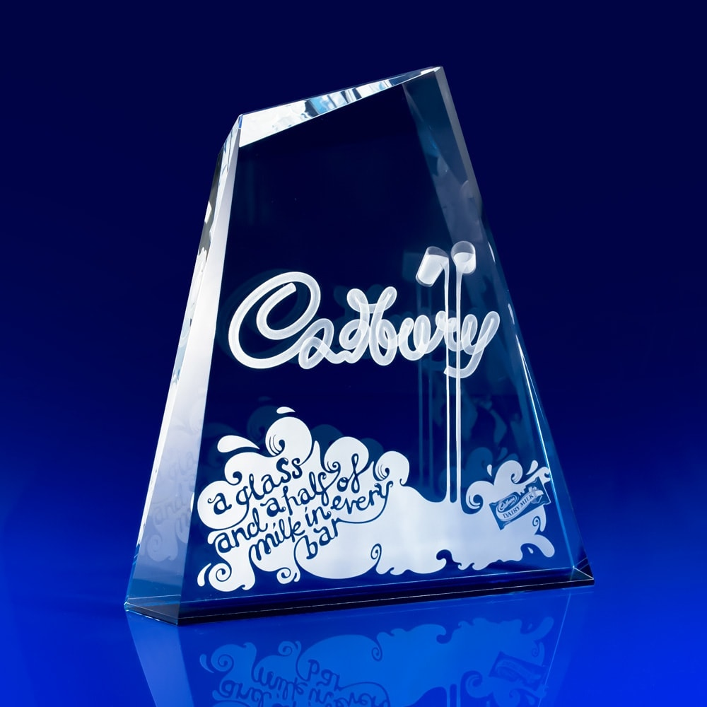 Summit Awards - 3D Crystal Art, personalised crystal trophies, personalised crystal awards, glass trophies, glass art, corporate awards, TV awards, crystal corporate awards