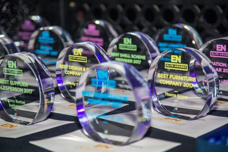 Corporate Event Awards - Exhibition News, awards for events, business awards, awards and trophies, glass awards, corporate awards, crystal awards