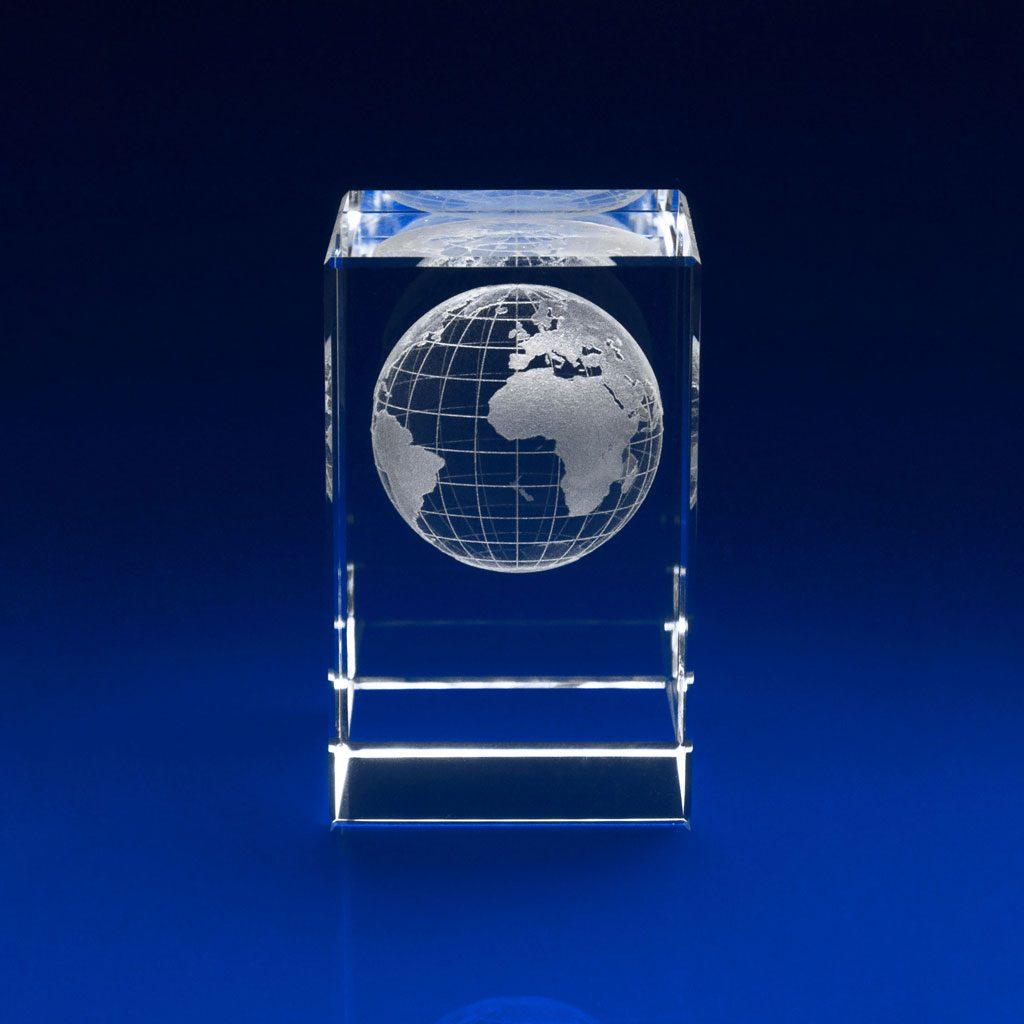Rectangle World Globe Award