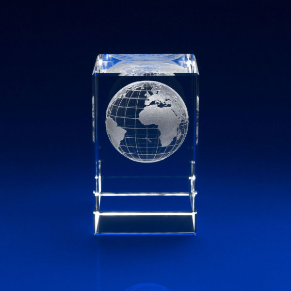 Rectangle World Globe Award