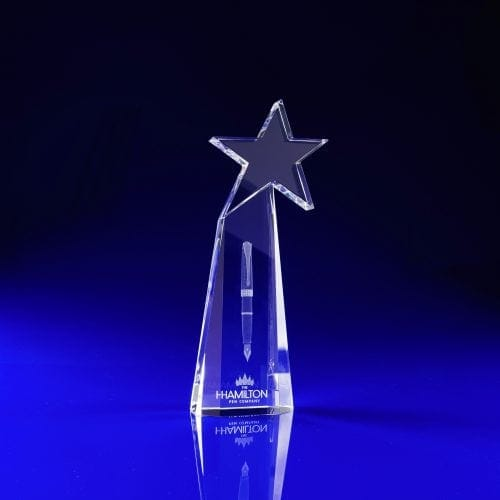 Starburst  - Crystal Awards