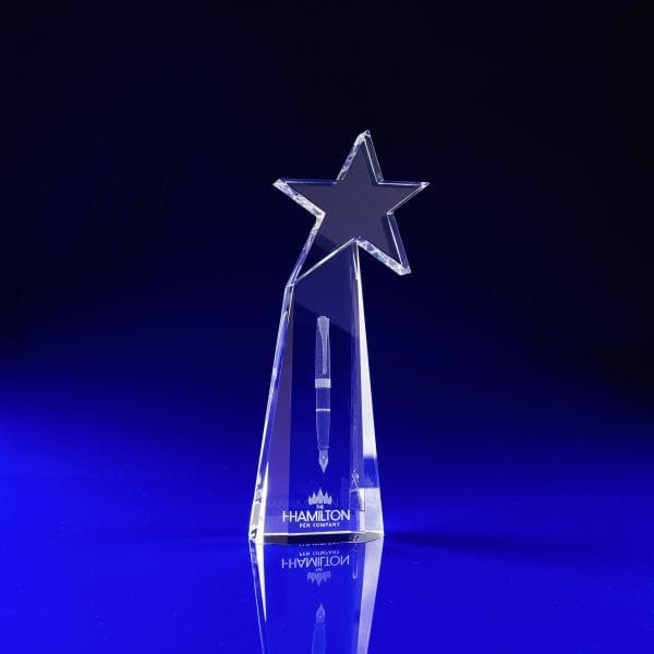 Starburst Crystal Award