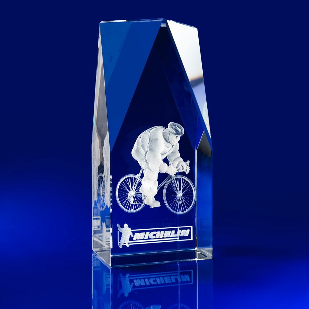 Cycling Trophies Sports Awards 3d Laser Engraving Laser