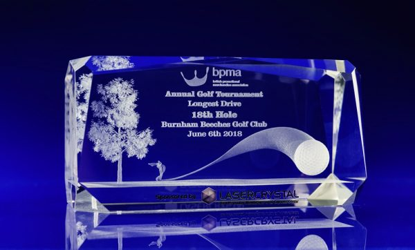 Corporate golf awards, golf day awards, golf course awards, BPMA golf day awards, Sports awards