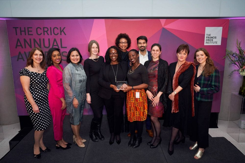 Case Study: The Crick Institute Awards