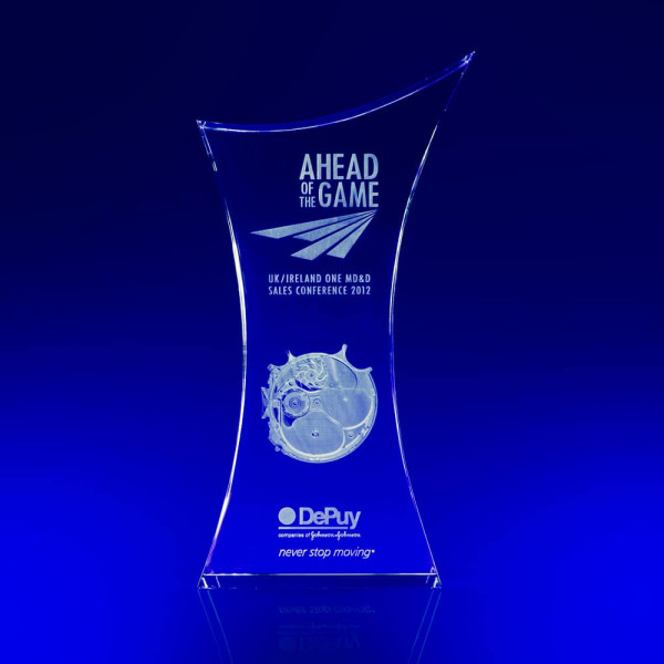 Engraved Glass Awards