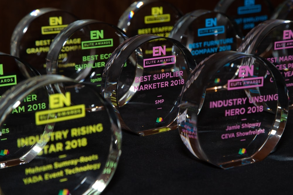 Industry Awards for EN Elite Awards 2018
