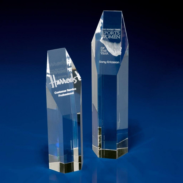 Engraved Sports Trophies