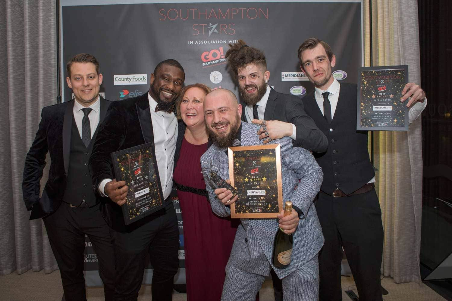 Celebrating Success with Crystal Awards