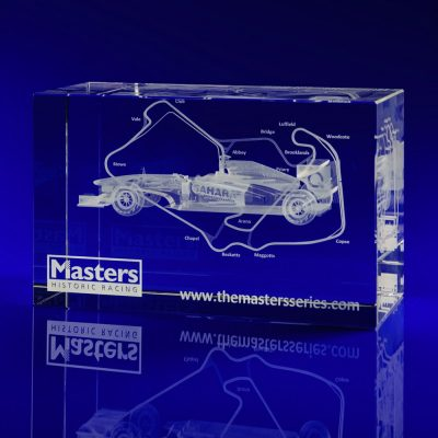 Personalised Crystal Paperweights