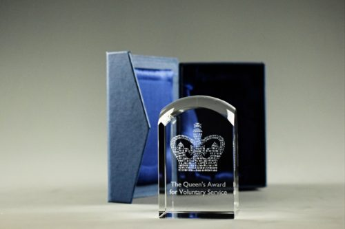 Queen's Award Mini Replicas