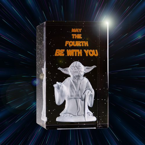 Star Wars Crystal Award