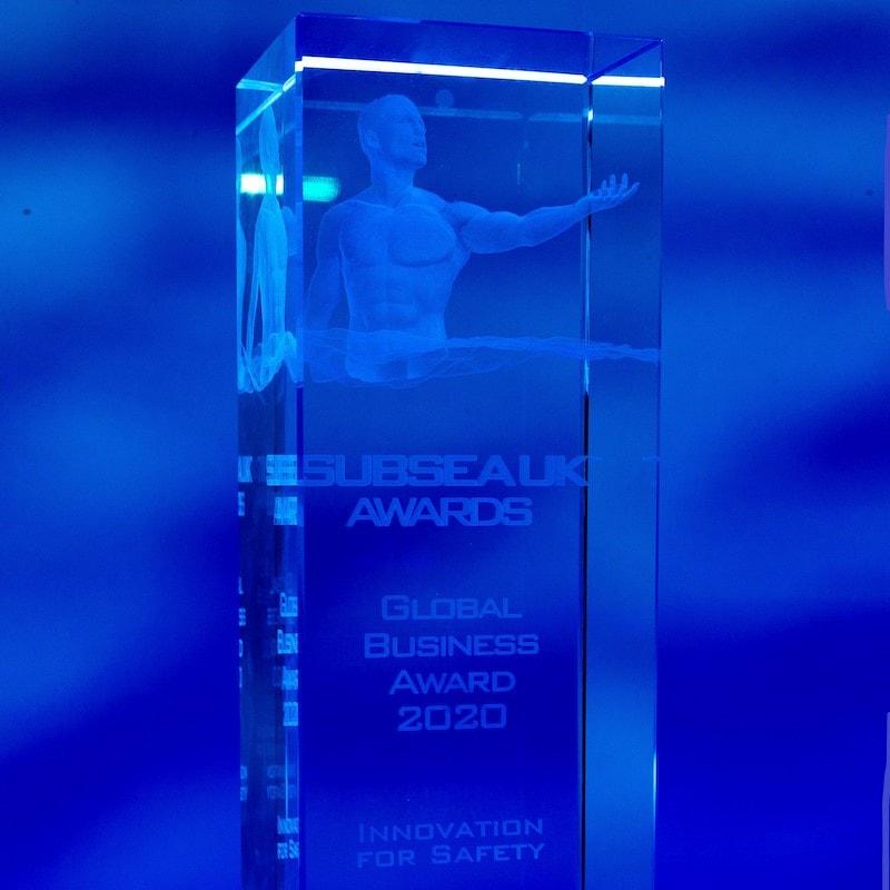 Crystal AwardsCase Study – Subsea UK Awards