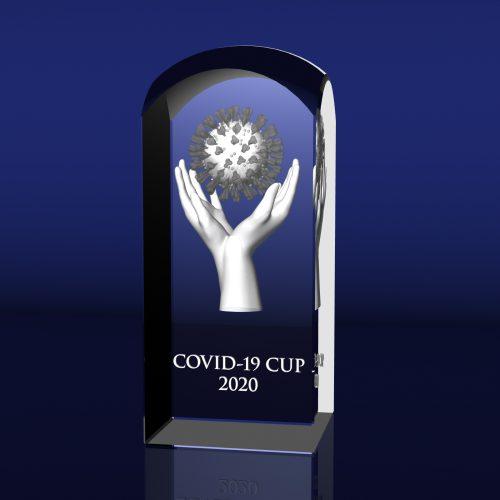 Coronavirus Employee awards & trophies