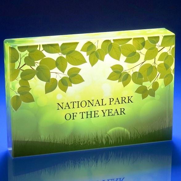 Digital Colour Print Trophy