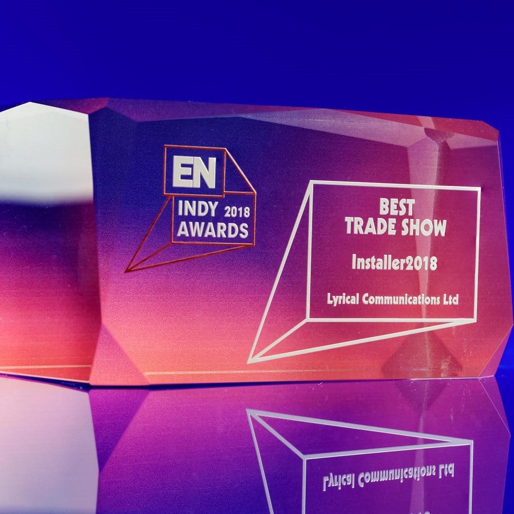 Digital Printed Award