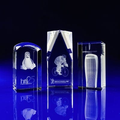 Top 5 Tips for Choosing your Engraved Glass Trophies